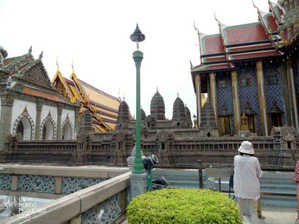 Grand Palace Angkor Wat