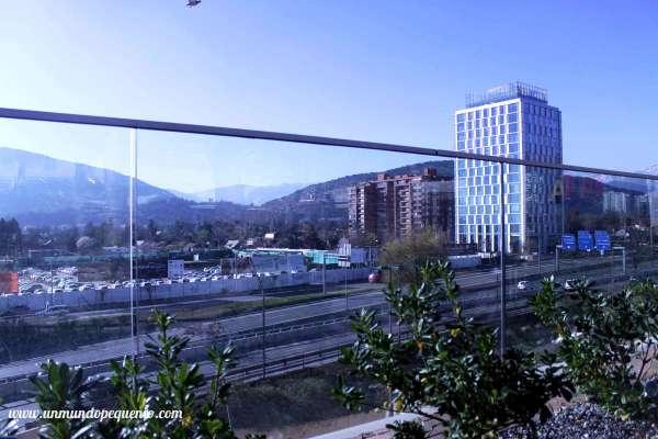 Mirador del Alto (Alto Las Chondes Shopping, Santiago de Chile)