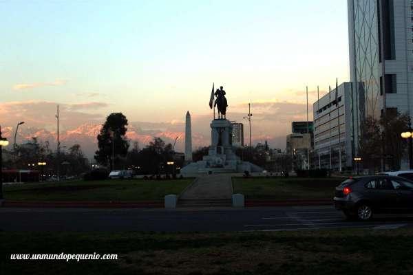 Avenida Providencia Santiago Chile