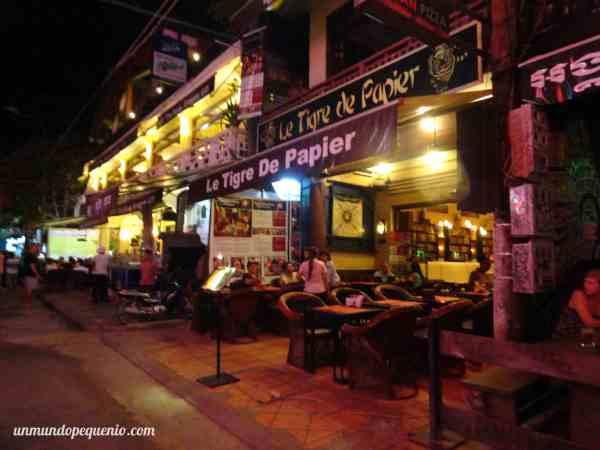 Le Tigre de Papier en Siem Reap