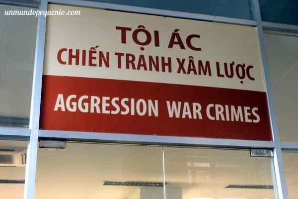 Crímenes de la Guerra de Vietnam