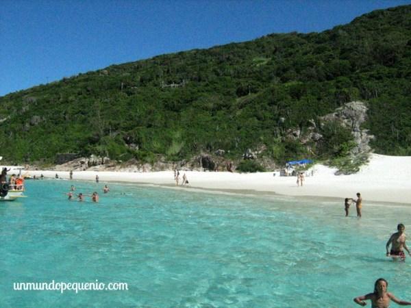 As Prainhas - Playas de Arraial do Cabo