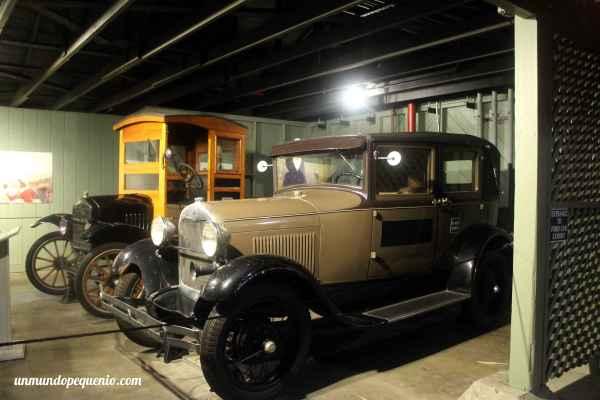 Ford TT y Ford A