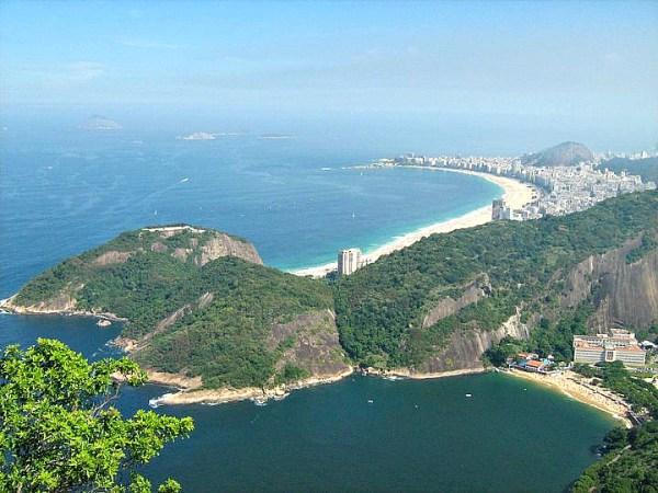 Playas de Río de Janeiro - Copacabana