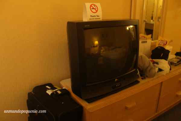 Tele de tubo - Travelodge Fort Myers