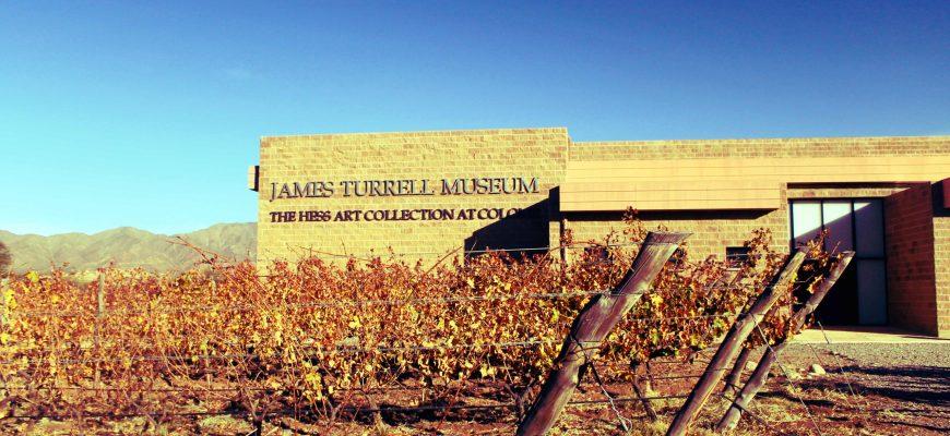 Museo de James Turrell en Colomé