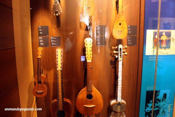 Instrumentos de cuerdas MIM