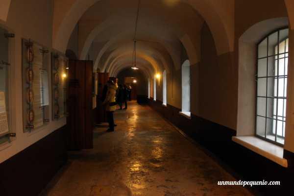Pasillo de prisión Trubetskoy