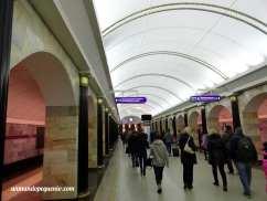 Túnel de estación Admiralteyskaya
