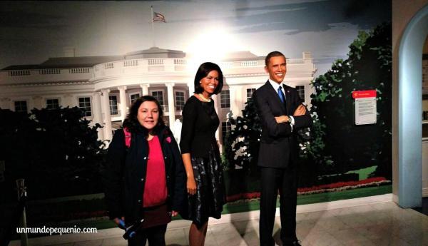 Los Obama y yo