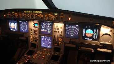 Simulador Airbus 330-340