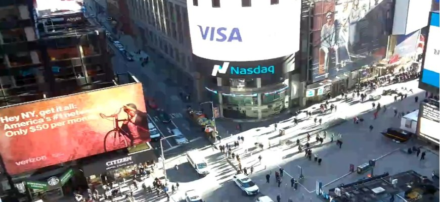 Webcam Times Square