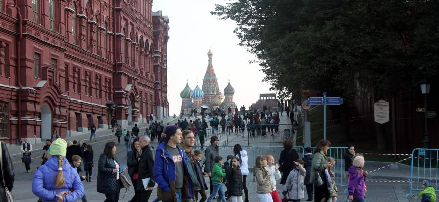 El reloj del Kremlin