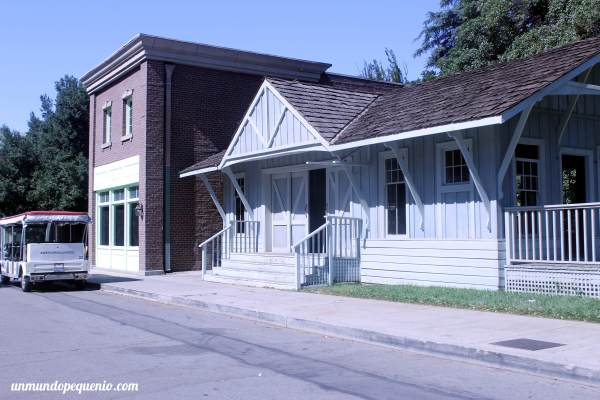 Estudio de Miss Patty en Stars Hollow