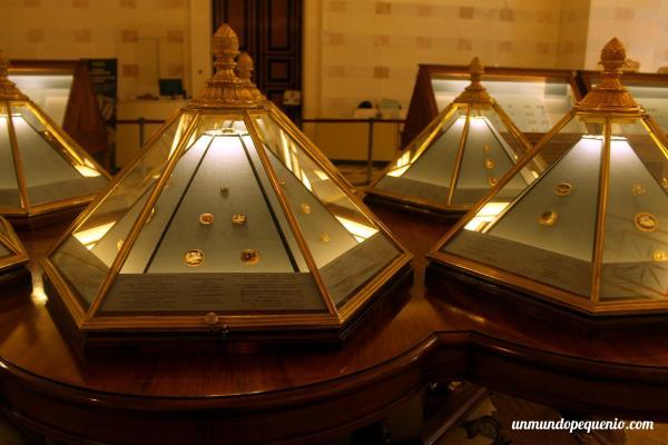 Colección numismática del Hermitage