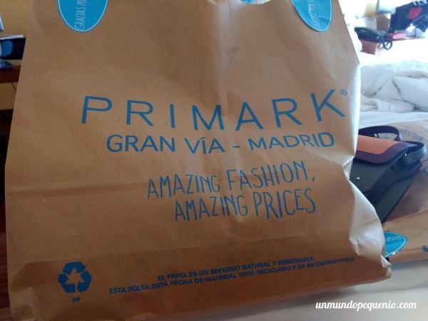 Bolsa de Primark