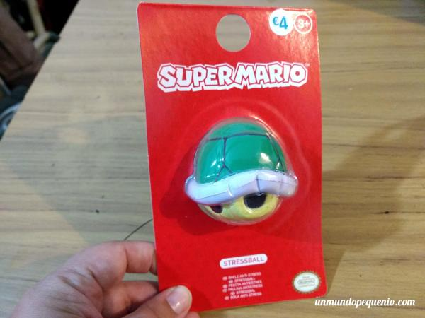 Pelota anti stress Super Mario