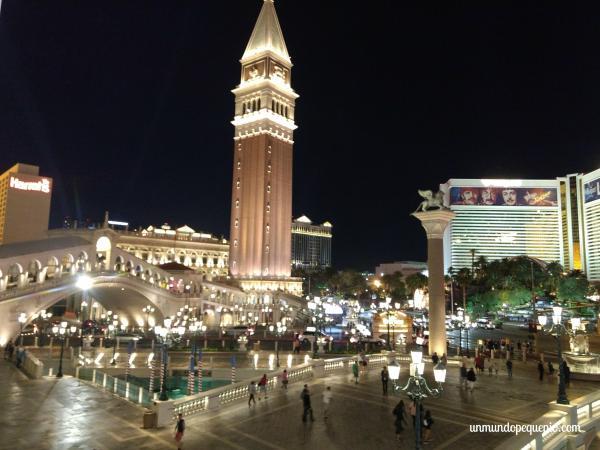 Casi Venecia en Las Vegas