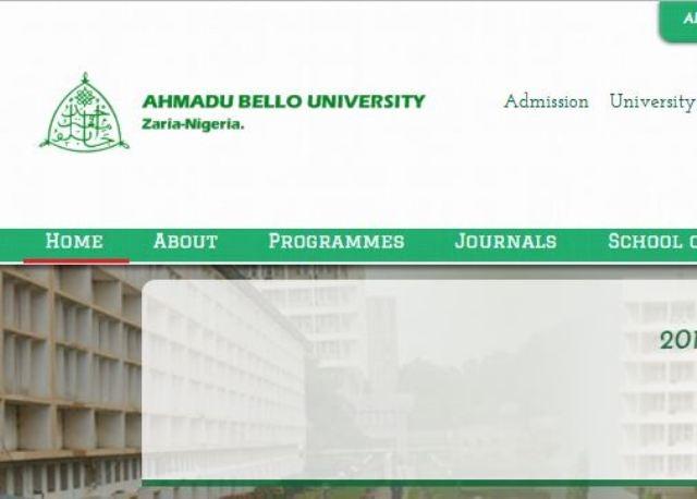 abu zaria admission