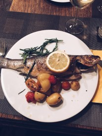 Jaana's Dinner!