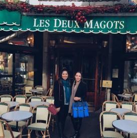 Friendship in Paris