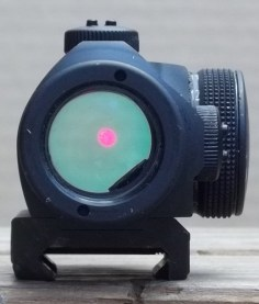 Aimpoint Sight Picture