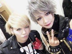 Ryo and KAVKA's guitarist, Touya