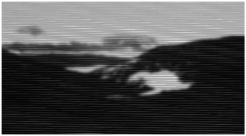 """Eidsbugarden"" #4 (2007), 22 x 40 cm on 42 x 59,4 sheet, inkjet on Hahnemühle Fine Art Paper, ed 10"