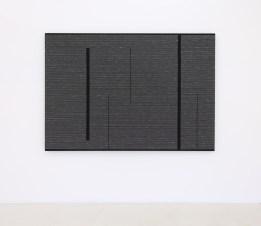black series 2 #1, 130 x 190 cm