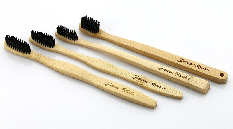 Brosses à dents écolo en bambou biodégradable