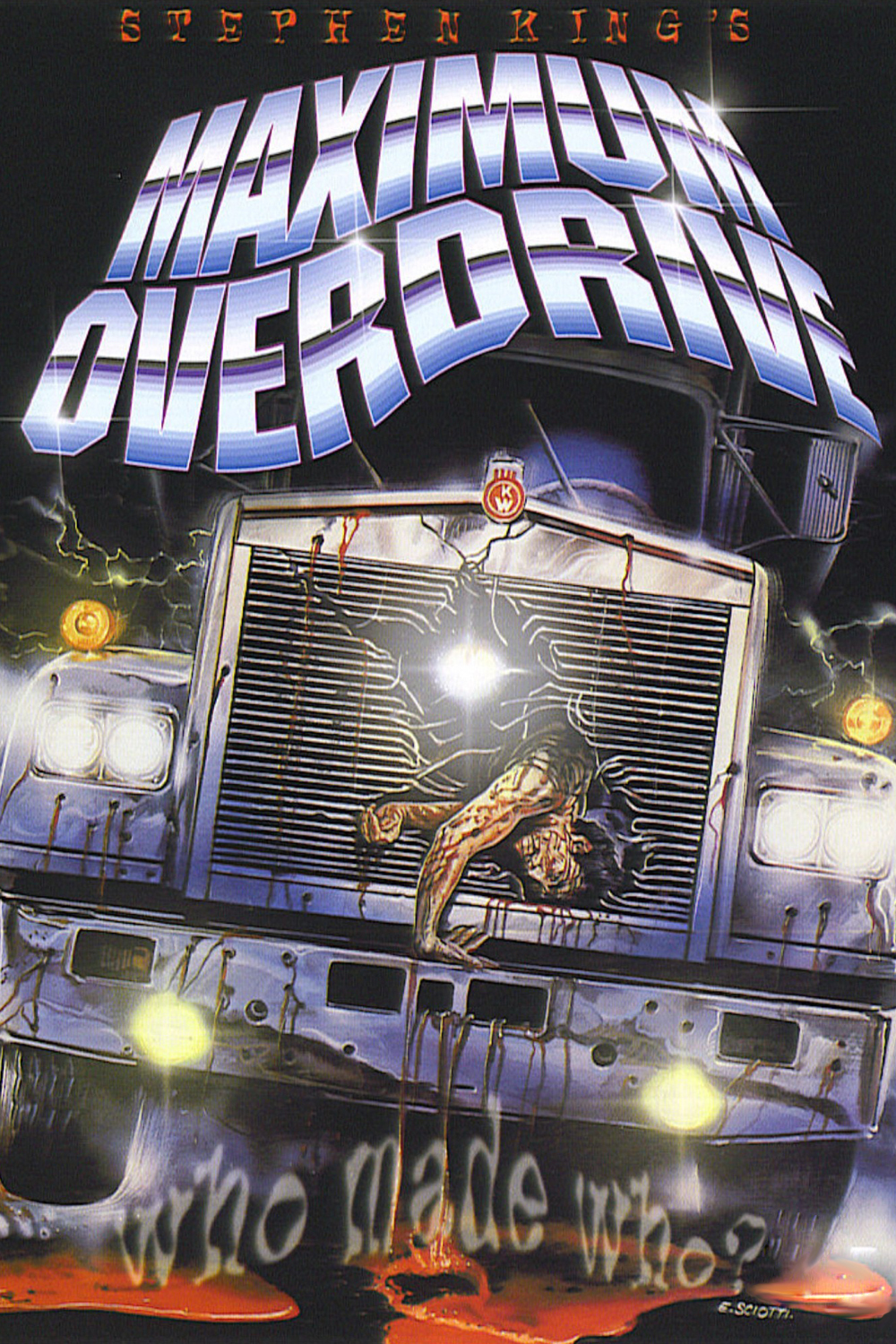 Icarus File No 2 Maximum Overdrive dir by Steven King