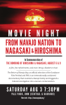 From Navajo Nation to Nagasaki & Hiroshima