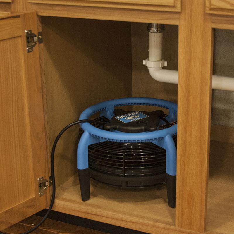 DriEaz DriPod Floor Dryer  UnoClean