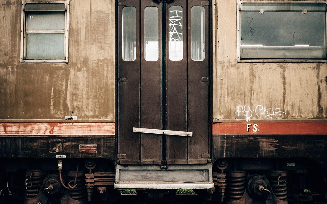 Paseo en tren – I –