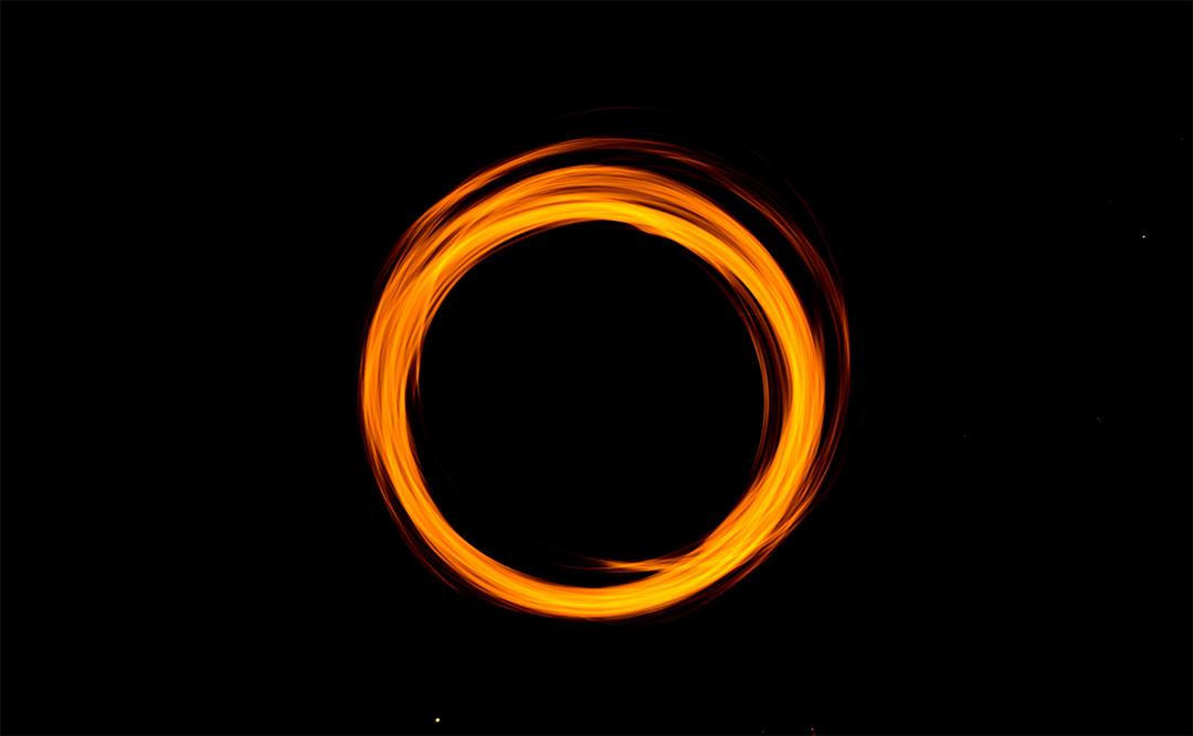 Dentro del círculo