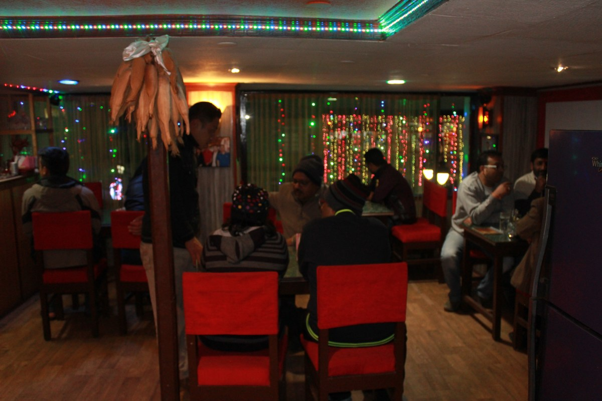 Best 5 Place To Eat In Gangtok,Sikkim.
