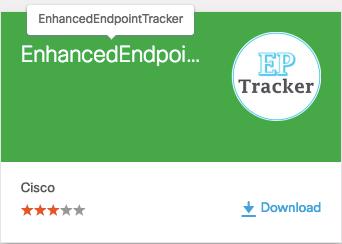 Operationalizing ACI: Enhanced Endpoint Tracker -