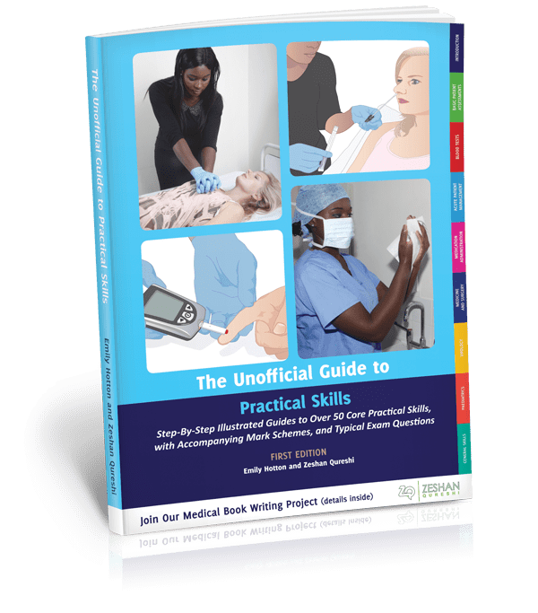 The Unoffical Guide To Practical Skills book