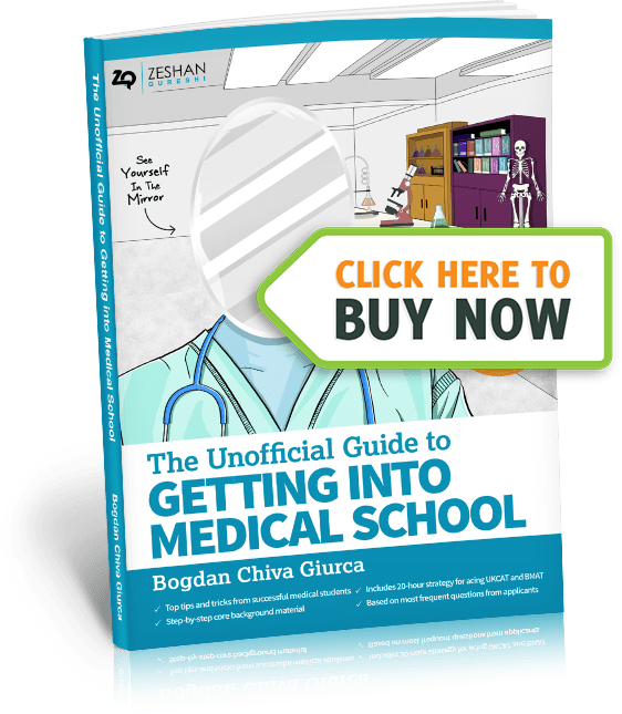 Unoffical Guide to Getting into Medical School - Buy Now