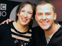 Miranda Hart joins Scott on Radio 1
