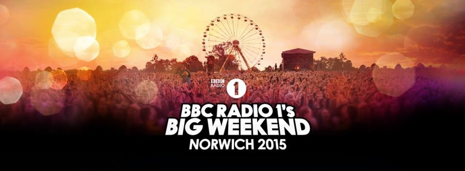 Live Twitter action from Radio 1's Big Weekend