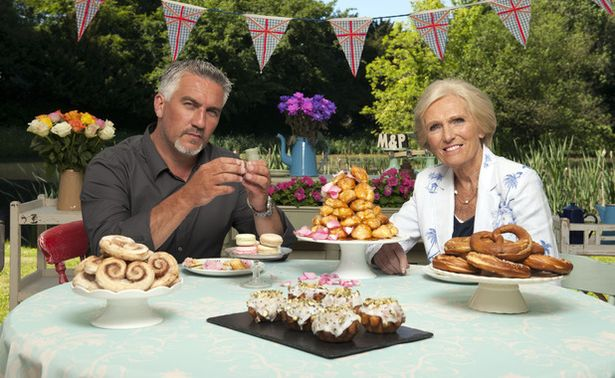 Ideas to replace the Great British Bake Off