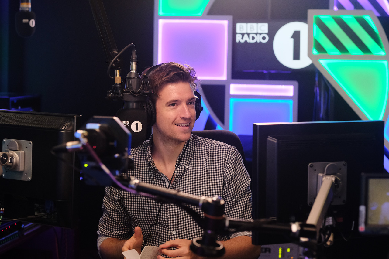 Greg James' new show – the boost Radio 1 needs?