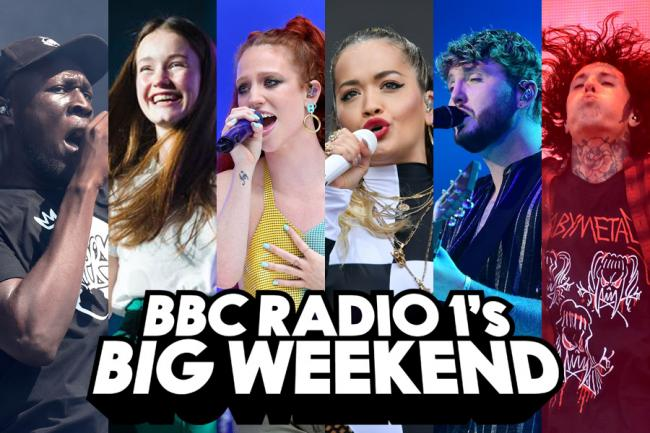 Listen to our Radio 1's Big Weekend 2019 playlist