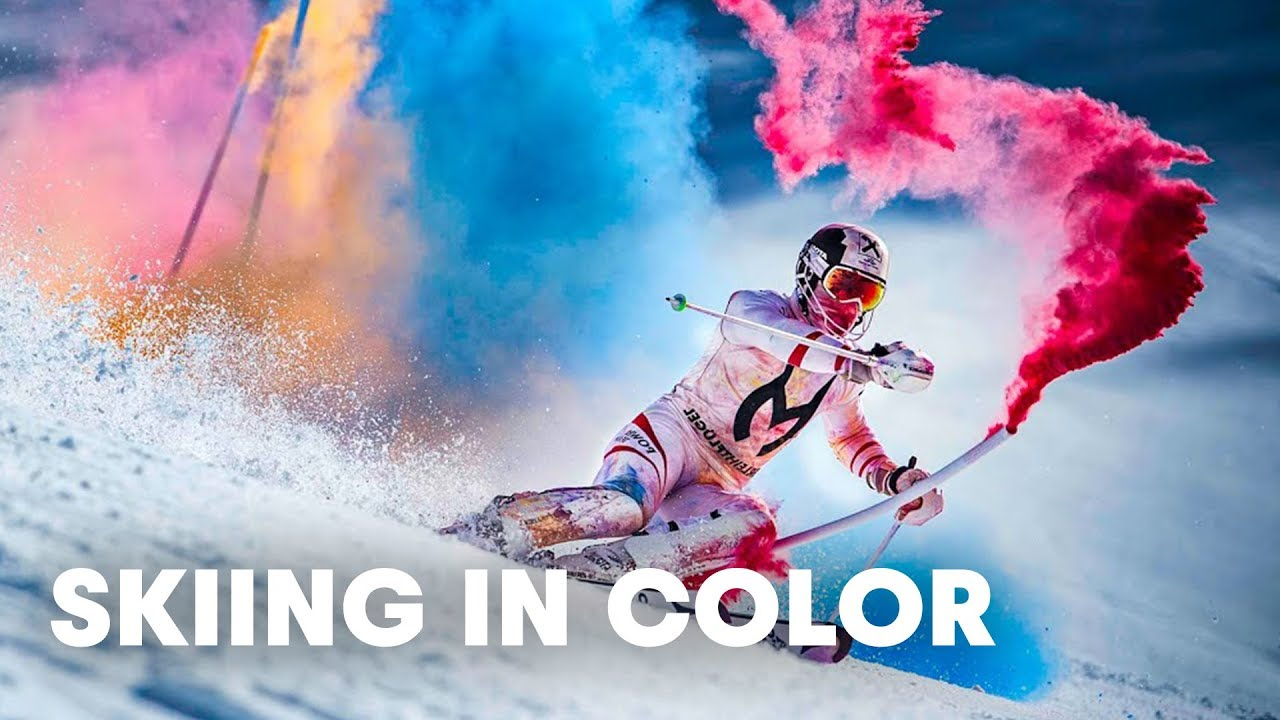 Red Bull's Top 5 Most Creative Ski Projects