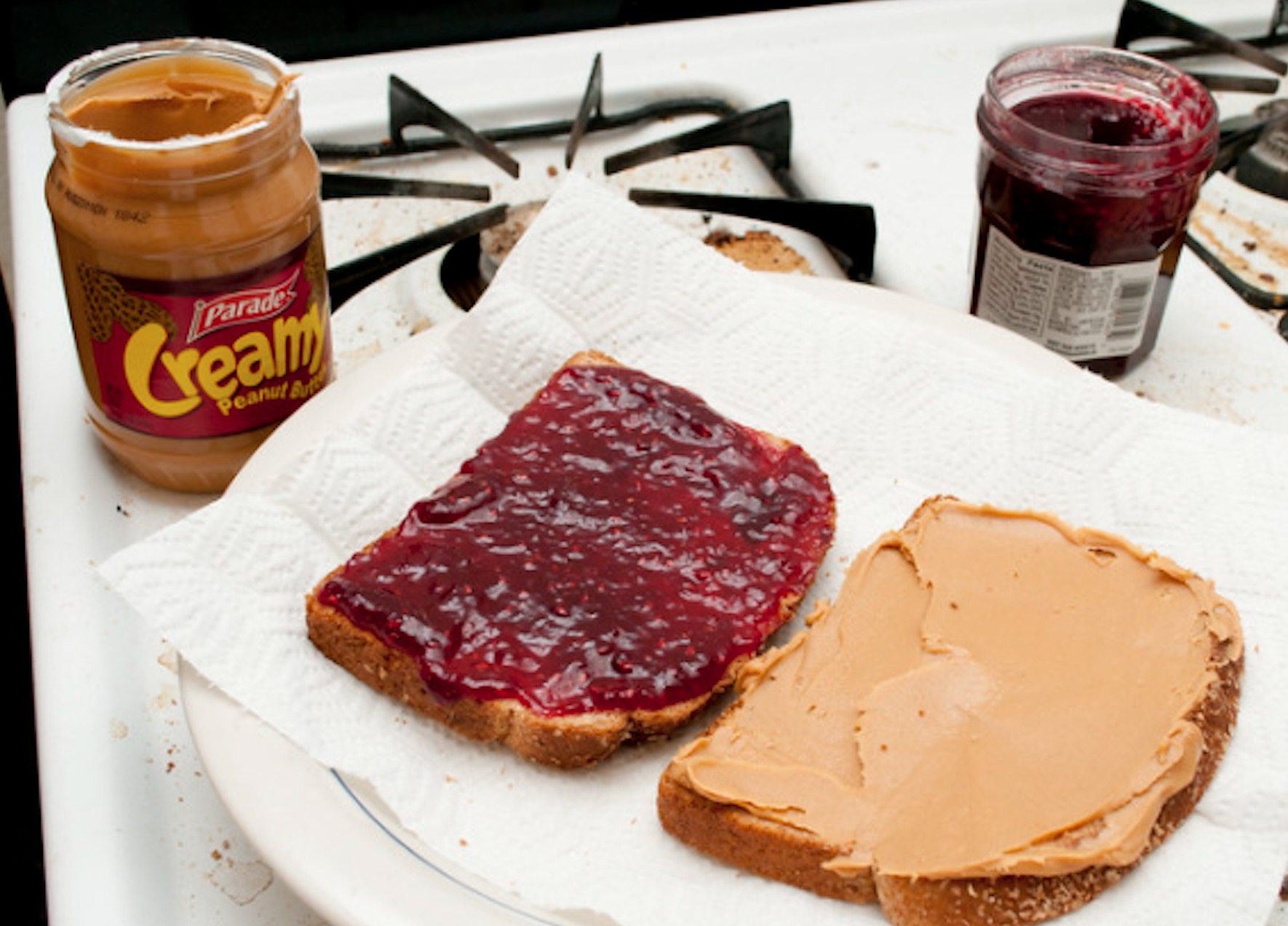 The Case For Why The PB&J Is The Best Chairlift Snack