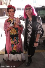 Me and Frida are best buds like that.