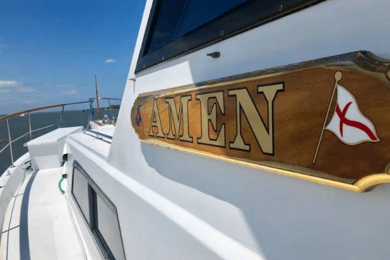 Adolescentes de Florida varados en el océano oraron pidiendo ayuda, rescatados por un barco llamado 'Amén'
