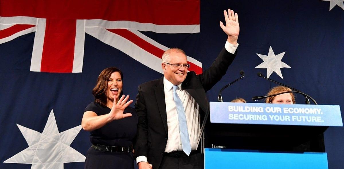 Contra los pronósticos, los conservadores mantienen el poder en Australia