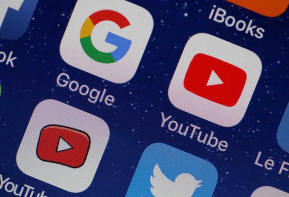 YouTube saca el video de Project Veritas en Google Bias